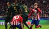 Antoine Griezmann gol Atletico Madrid UEFA Champions League dribling Angel Correa