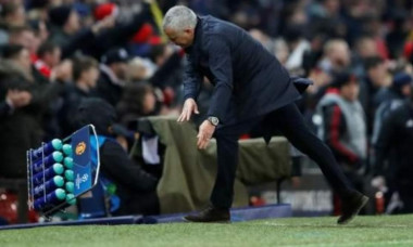 Jose Mourinho UEFA sticle