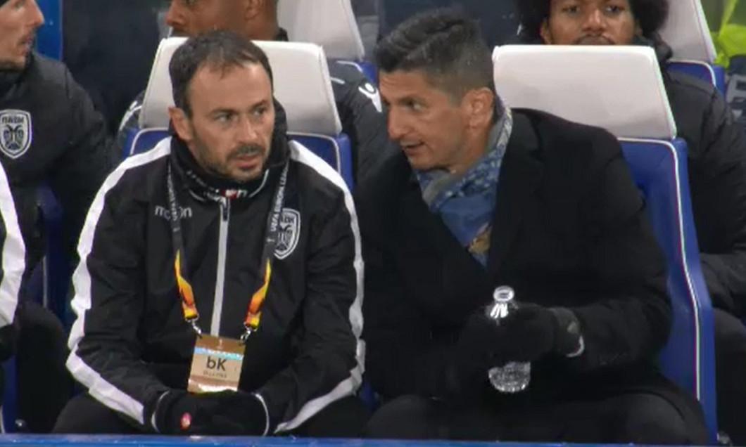 Razvan Lucescu eliminare PAOK in meciul cu Chelsea din UEFA Europa League