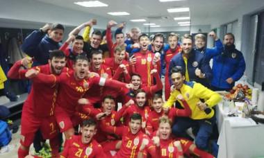 România U19 s-a calificat la Turul de Elită