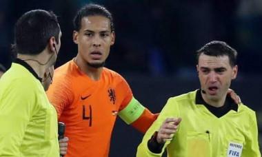 Drama lui Ovidiu Hategan in timpul meciului Germania - Olanda 2-2