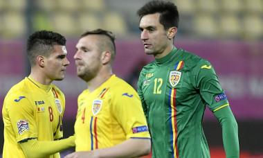 Muntenegru - Romania 0-1 Ciprian Tatarusanu