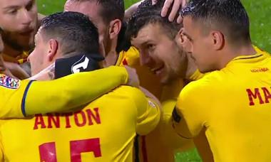 Tucudean gol la Muntenegru