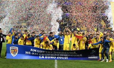 Romania U21 la Euro 2019