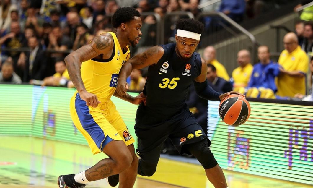Ali Muhammed Fenerbahce Istanbul Maccabi Tel Aviv