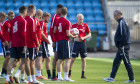 Norway Training Session