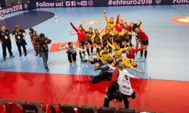 Romania la CE de handbal feminin 2018