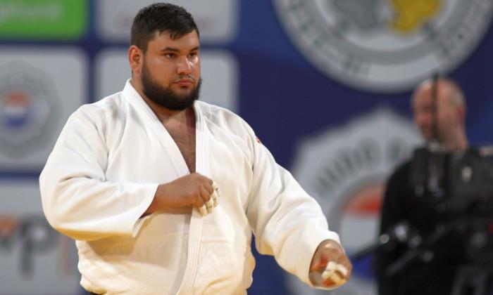 Vladut Simionescu judo