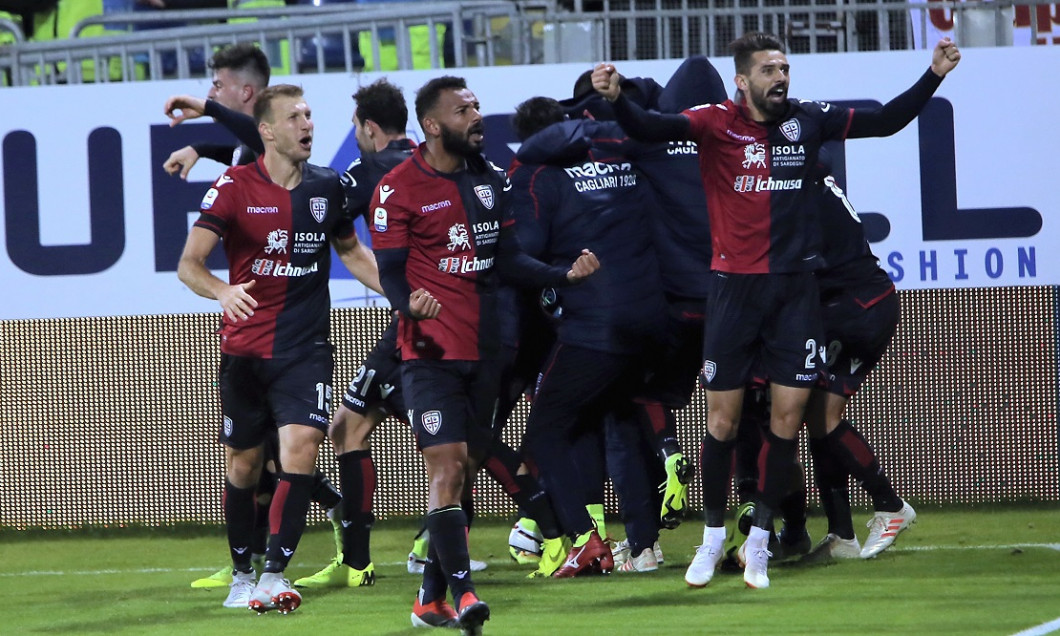 Cagliari v AS Roma - Serie A