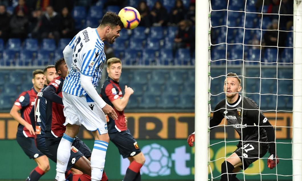 Genoa CFC v SPAL - Serie A