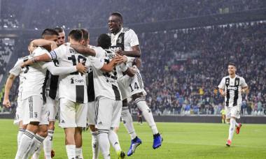 Juventus bucurie gol