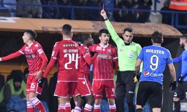 Viitorul - Dinamo 4-1. Suspiciuni in Liga 1 Ion Craciunescu acuza arbitrajul