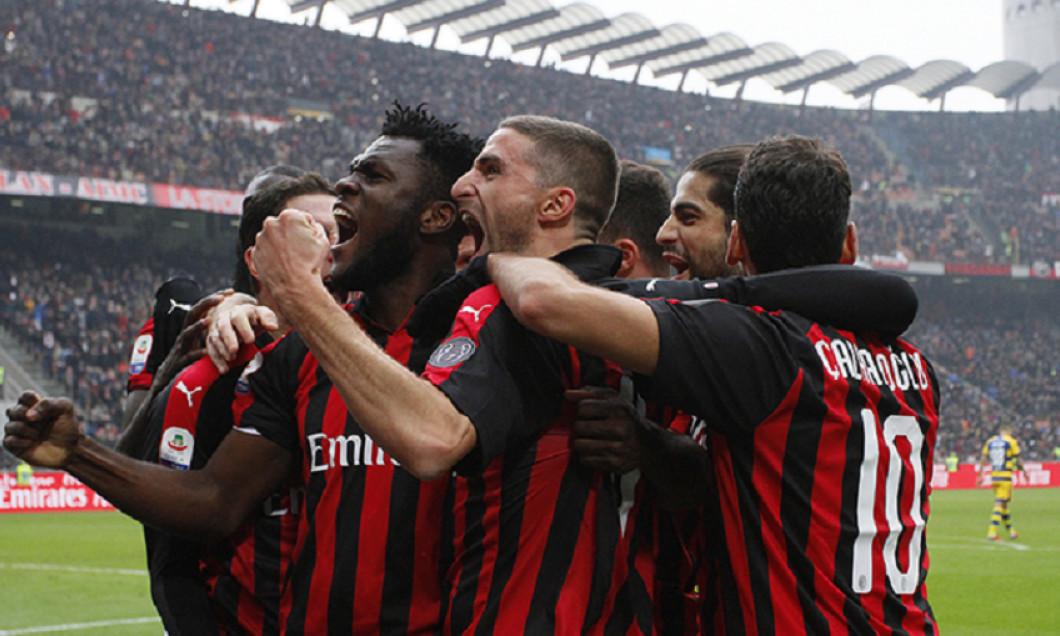 Milan Parma