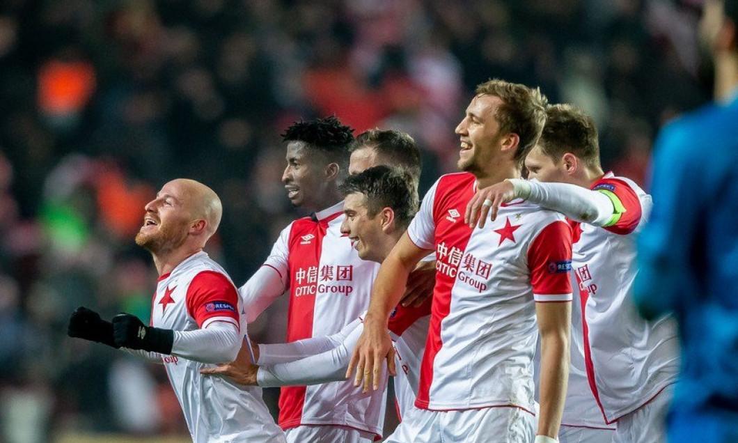 Slavia Praga jucatori