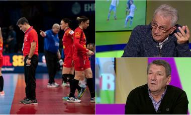 Cristian Gatu și Radu Voina au analizat parcursul României la CE de handbal 2018