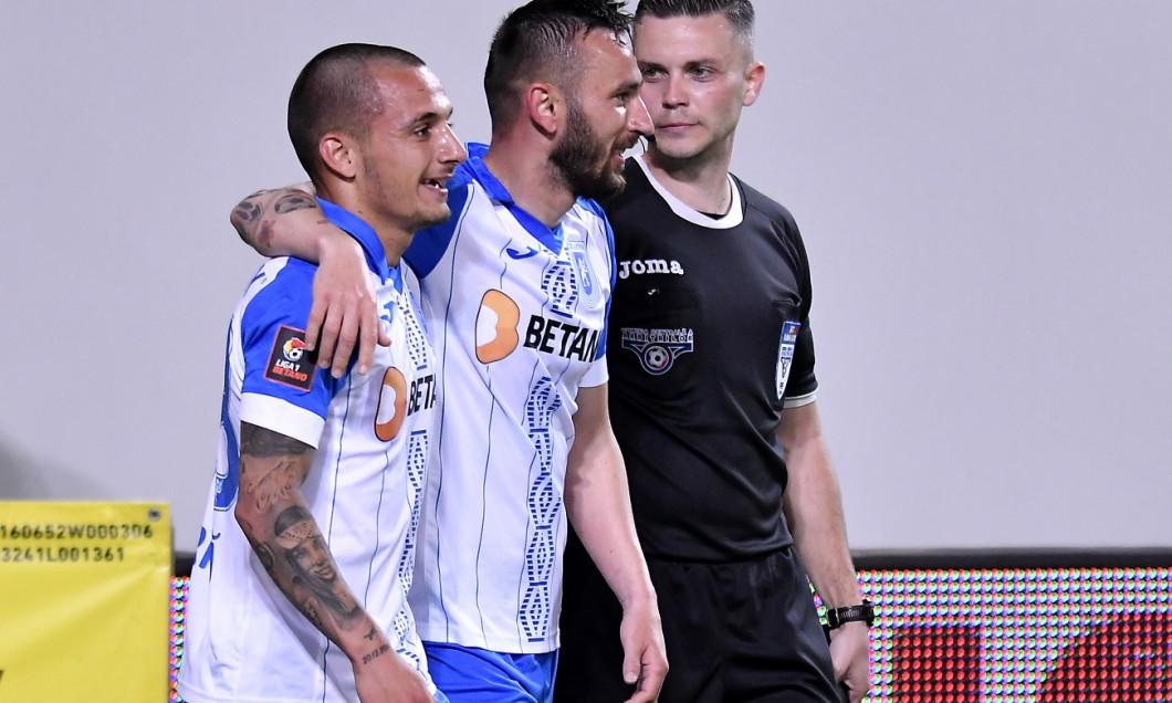 FOTBAL:CS UNIVERSITATEA CRAIOVA-FC BOTOSANI, CUPA ROMANIEI (19.04.2018)