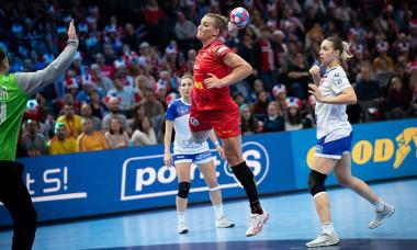 crina pintea a demonstyrat că este un pivot de viitor în handbalul feminin