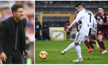 Simeone Cristiano Ronaldo