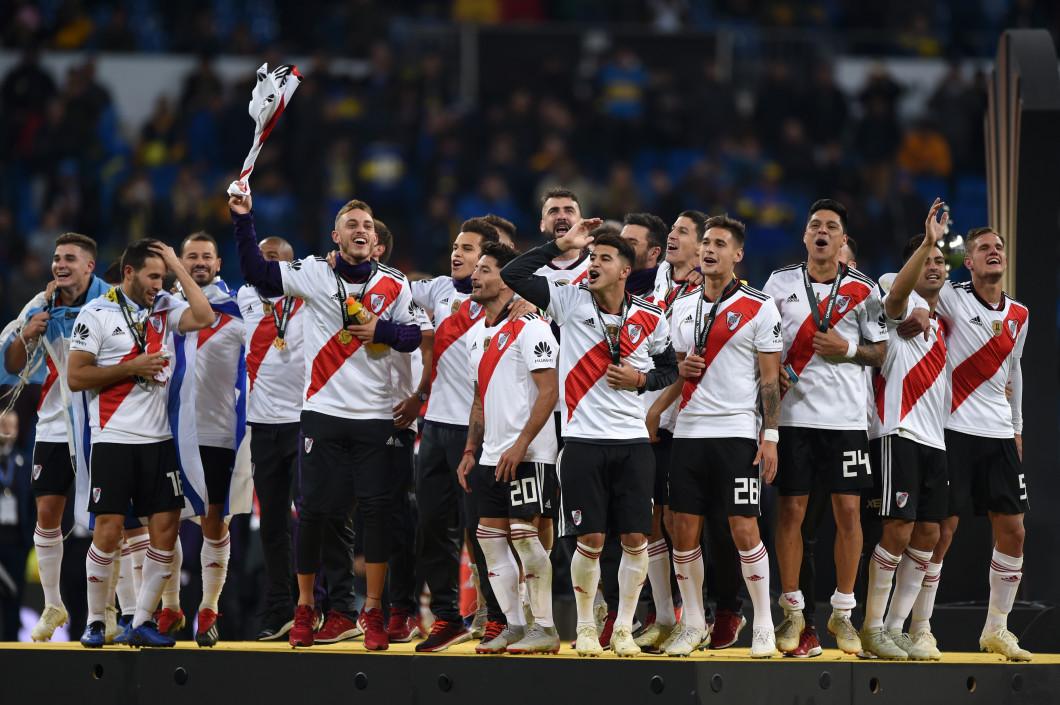 River Plate a câştigat finala Copei Libertadores 2018 / Foto: Getty Images