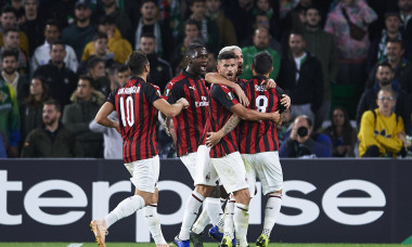 Real Betis v AC Milan - UEFA Europa League - Group F