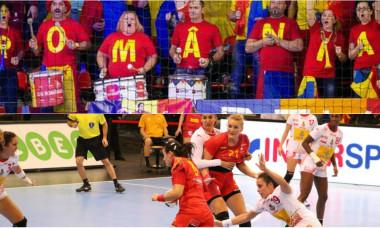 fani romania handbal