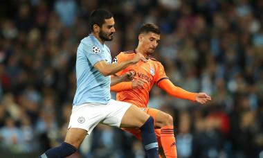 Manchester City v Olympique Lyonnais - UEFA Champions League Group F