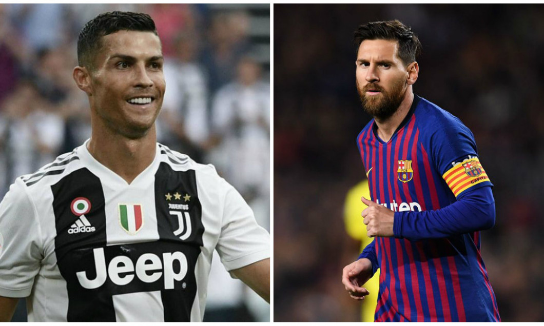 Ronaldo si Messi