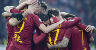 AS Roma victorie la Bologna