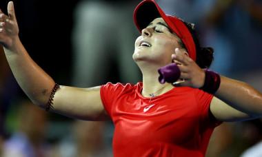 Bianca Andreescu este pe locul 106 mondial