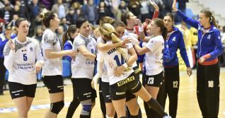 SCM Craiova, deținătoarea Cupei EHF