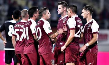 Ovidiu Hoban vrea să continue la CFR Cluj