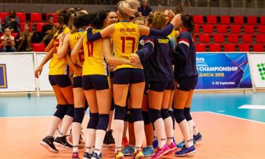 Romania echipa nationala feminina de volei