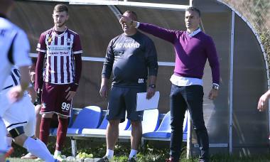 FOTBAL:FC VOLUNTARI-RAPID BUCURESTI, AMICAL (13.10.2018)