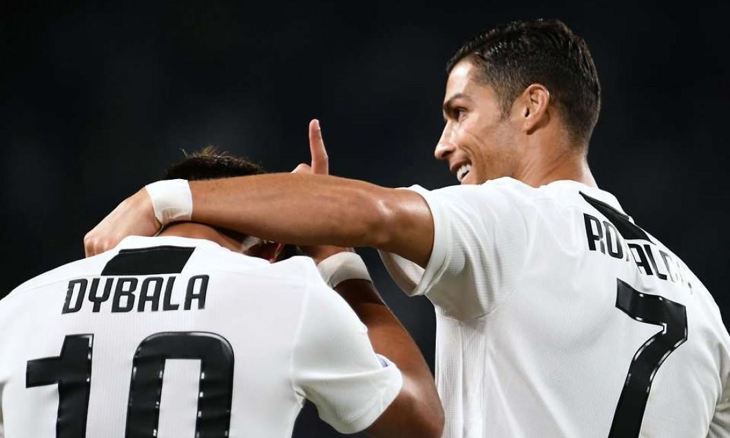 Ronaldo si Dybala