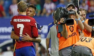 Griezmann si Neymar