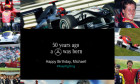 Schumacher felicitat de Mercedes