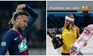 Neymar iubita