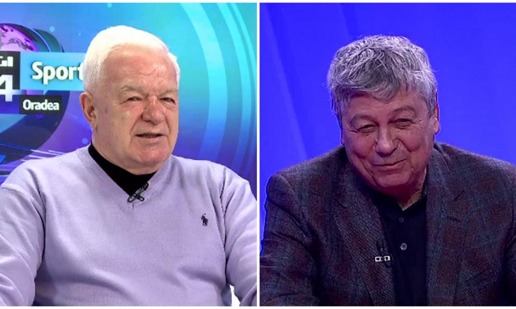 Sandu Boc si Mircea Lucescu