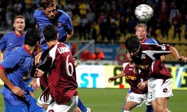 Steaua si Rapid in Cupa UEFA