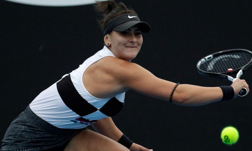 Bianca Andreescu Australian Open 2019