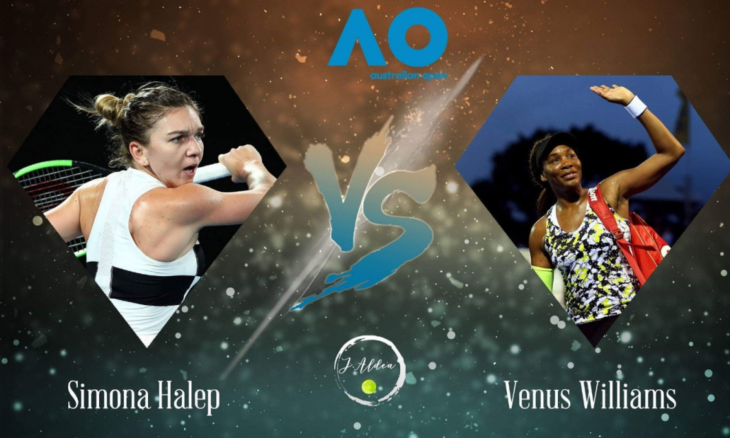 simona halep venus williams