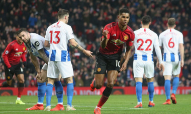 marcus rashford united brighton