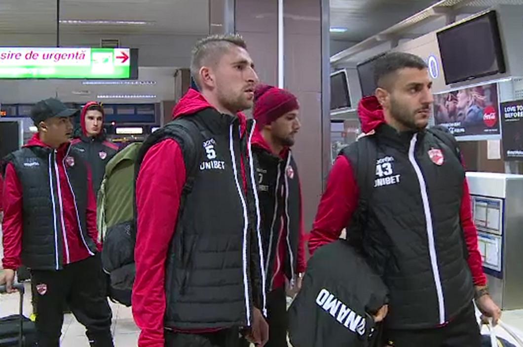 Dinamo plecare Turcia2