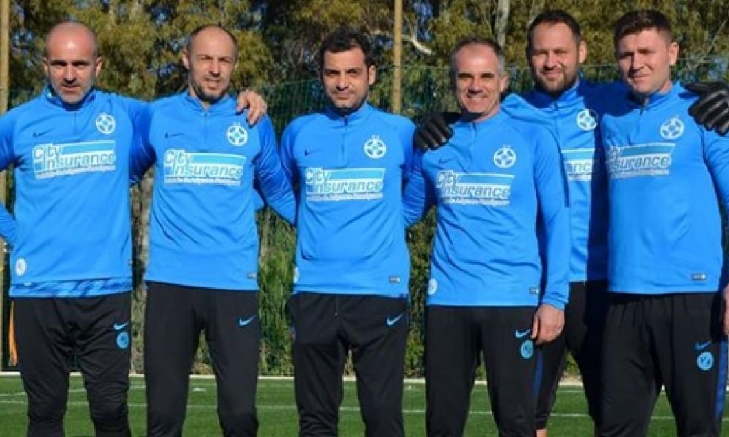 Staff-ul lui Mihai Teja la FCSB