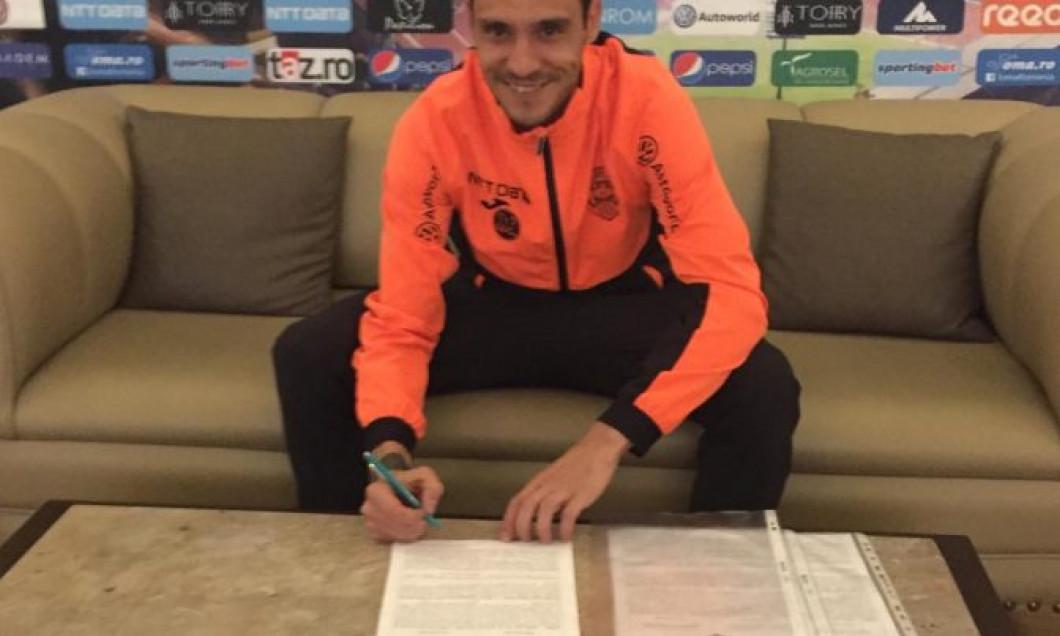 Mario Camora, CFR Cluj