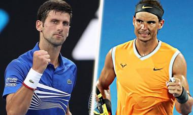 Djokovic-Nadal