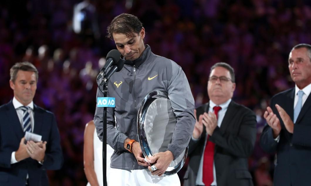 Rafel Nadal, numărul 2 în ierarhia ATP