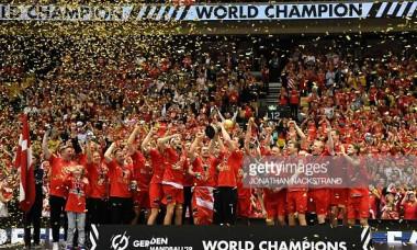 Danemarca, noua campioană mondială de handbal masculin
