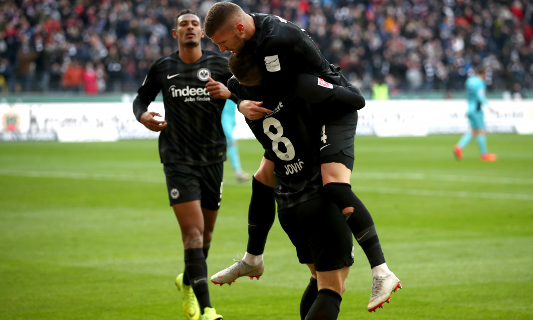 Eintracht Frankfurt v Sport-Club Freiburg - Bundesliga