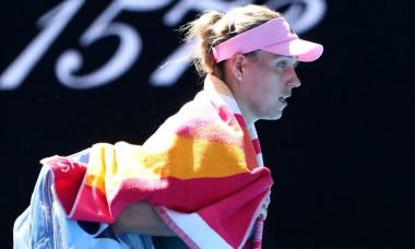 Kerber elimibnata de la Australian Open 2019